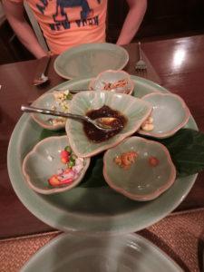 ミエンカム タイ旅行