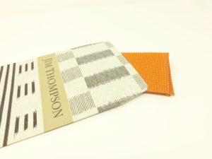 ジムトンプソン タイシルクハンカチーフ オレンジ パッケージ