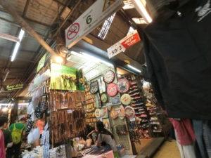 タイ、バンコク市場