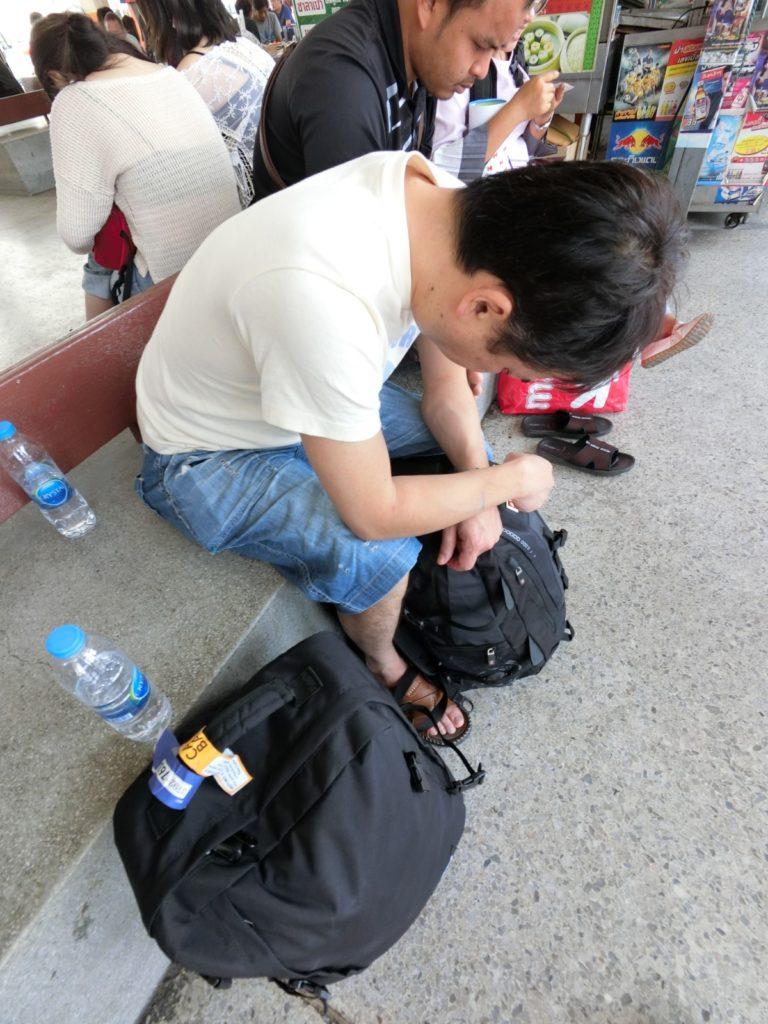 アニキしょんぼり 男のタイ旅行