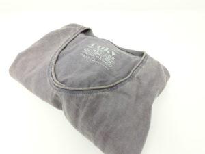 ouky vintage wosh tshirt gray
