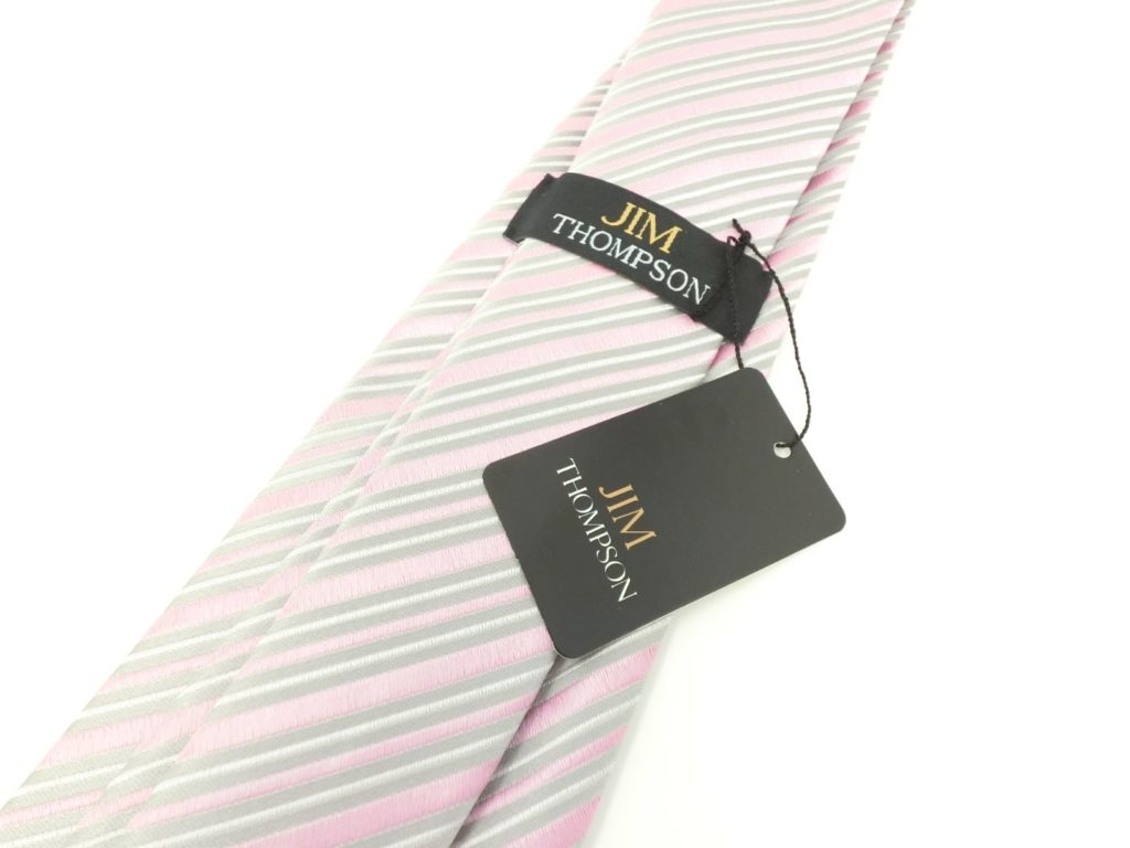 jimthompson-thai-silk-tie-pink-stripe-view1