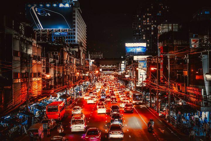 タイ旅行 hotel