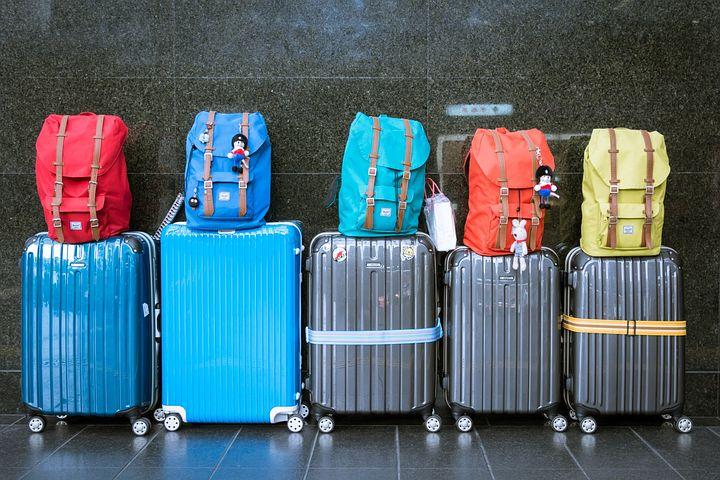 男のタイ旅行 荷物 減らす