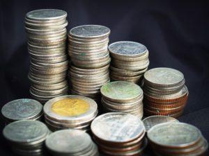 男のタイ旅行 タイ硬貨