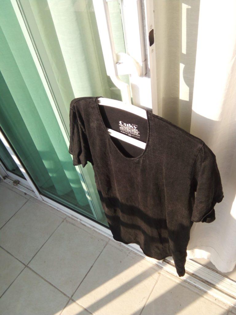 タイ 男の洗濯術