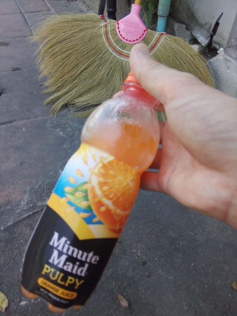 パタヤ 飲み物