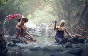タイ 洗濯