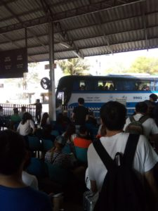 タイ旅行 バス