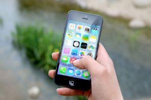 タイ旅行 iPhone