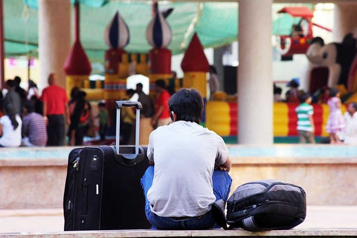 タイ旅行 荷物